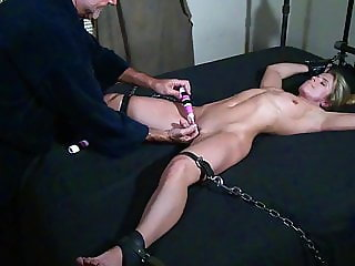 Fit MILF Pussy Torture