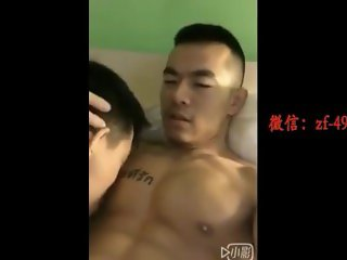 Chinese cam 14 - cum in mouth