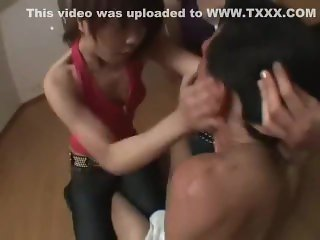 Japanese Boots Facebusting