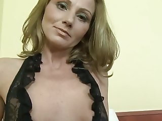 Hot milf takes bbc