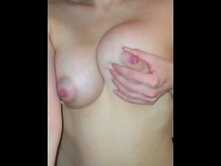 Lactating Tits Riding Milf