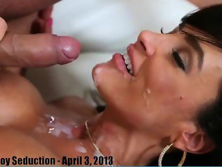 Every Lisa Ann Cumshot From Pure Mature In Order