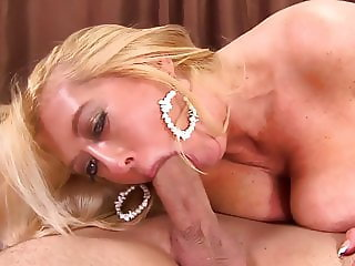 YOUNG MEAT FOR HORNY GRANNY#10 -B$R