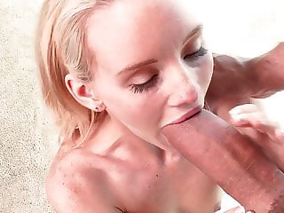 INNOCENT TEEN GETS RAVAGED BY A MONSTER -B$R
