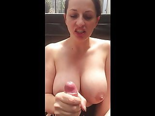 Blowjob and big facial