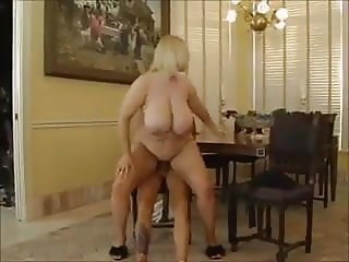 Very sexy blonde naughty BBW