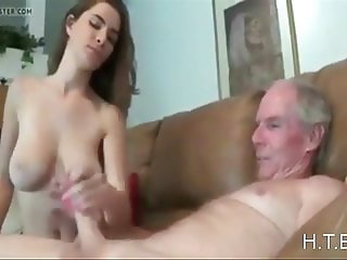 jerking old cocks.   H.T.B.
