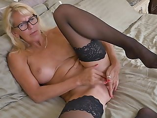 HOT mature mother with amazing body