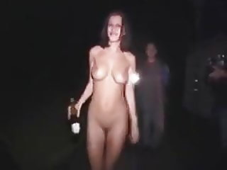 Getting Naked in the Bar