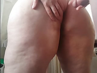 Fat ass of my pig wife fucked