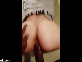 Cheating Pussy Gape with Sounds!!
