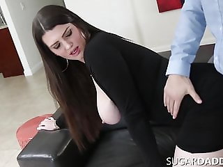 Big-Tits McGee Gives AMAZING BJ & Fucks