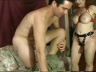 Dick stroke that cock just like that