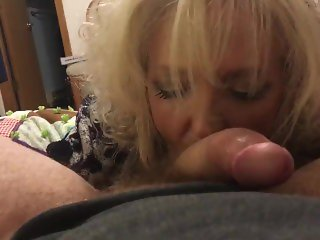 GILF sub loves young cock