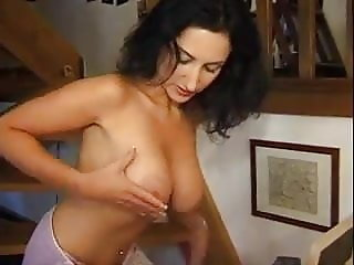 French milf veggie play