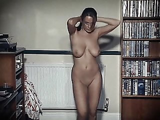 BORDERLINE - big tits Scottish beauty striptease dance