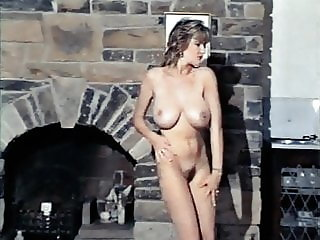 SHOULD I STAY? - vintage English huge tits striptease