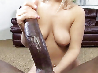 Tara Lynn Foxx Tastes And Fucks BBC