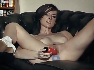 I DANCE YOU WANK 21 - British JOI, buttplug & dildo play
