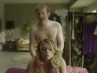 Billie Piper - Secret Diary of A Call Girl: Funny Sex Scene