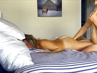 amazing amateur couple passionate sex homemade