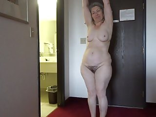 My Beautiful Wife Daniela undressing