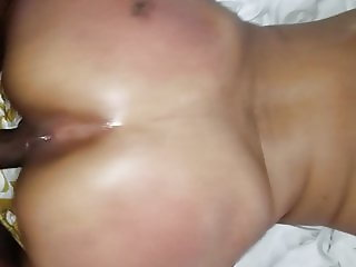 New Latina submissive MILF doggy fuck