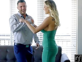 NF Busty- St. Patty's Fuck Has Her Cumming On Cock S8:E10