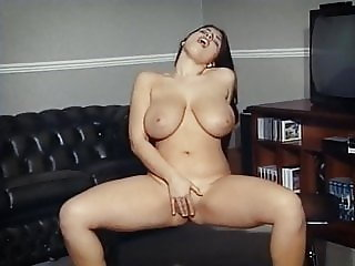 WILD THING - huge boobs striptease dance BBW