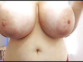 Lana Huge boobs webcam