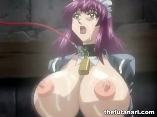 Hentai Breast Expansion