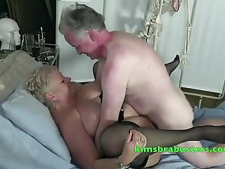 Doctor and Nurse getting on