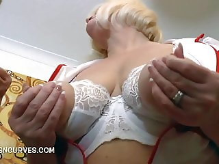 Kinky mature British Nurses