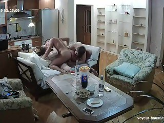 Beautiful voyeur gay threesome with a lot of oral sex