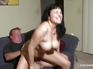 Sensual girl loves to get fucked by daddy