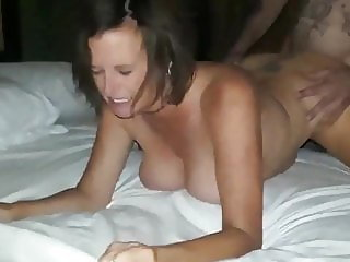 Husband Films His Busty Wife Pounded By Random Stranger