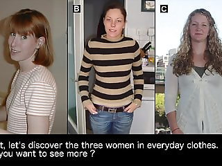Make your choice #2 : which of these 3 women would you fuck?