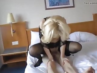 Nice Milf Fucks A Youngster