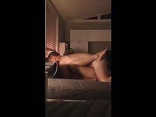 Slut Wife Fucked Hard While Her Husband Watches