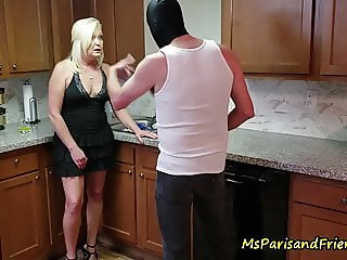 Ms Paris Rose in The CEO Gets What's Cumming to Her