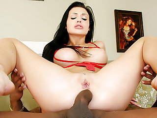 Aletta Ocean Sucks BBC to Perfection Before Taking It Anally