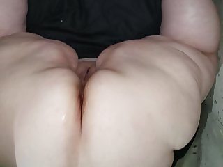 Part 1 White BBW being slut for BBC