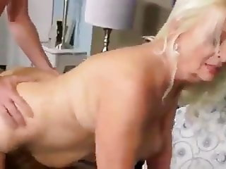 old blonde fuck (i need full video or granny name)