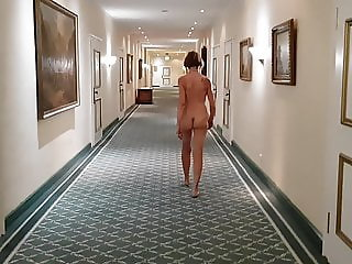 Nude in a Hotel
