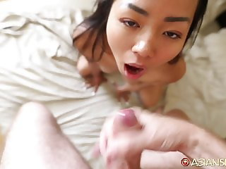 Asian Sex Diary - Cute young Asian with lots of tats