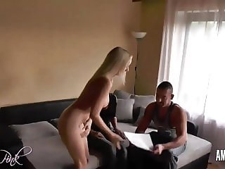JuliaPink: Rewarded the young cock of my student