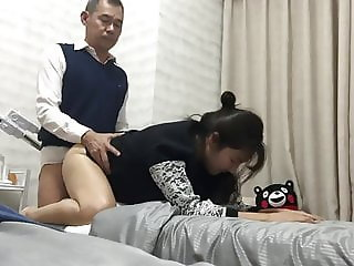 Mature Asian Video Tapes Hooker Session
