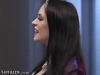 Rocco Siffredi & Tina Kay Gape and Probe Sex Witch - CRAZY!!