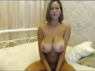 busty milf showing her perfect body on webcam