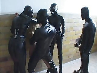 Latex Ganged XCX